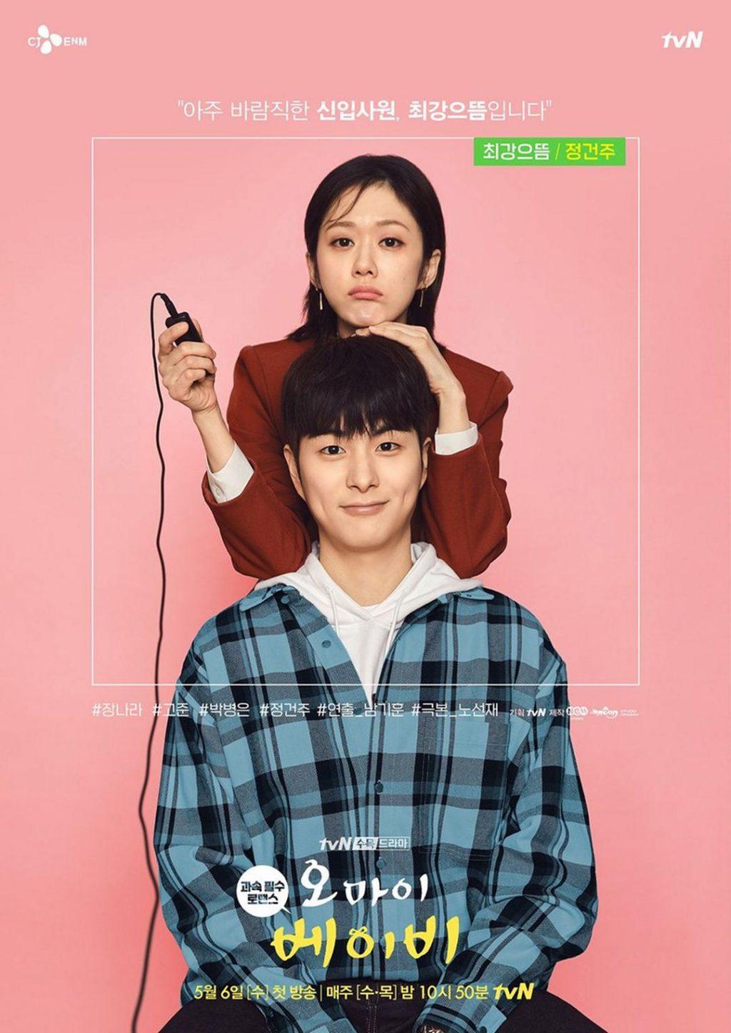 Jung Gun Joo as Choi Kang Eu Ddeum
