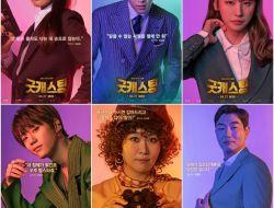 Sinopsis Dan Profil Lengkap Pemeran K-Drama 2020 Good Casting Yang Sedang Tayang