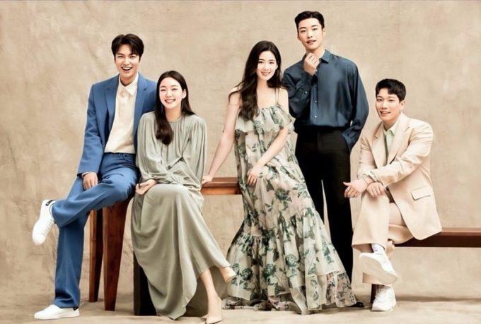 Pemeran K Drama The King Eternal Monarch