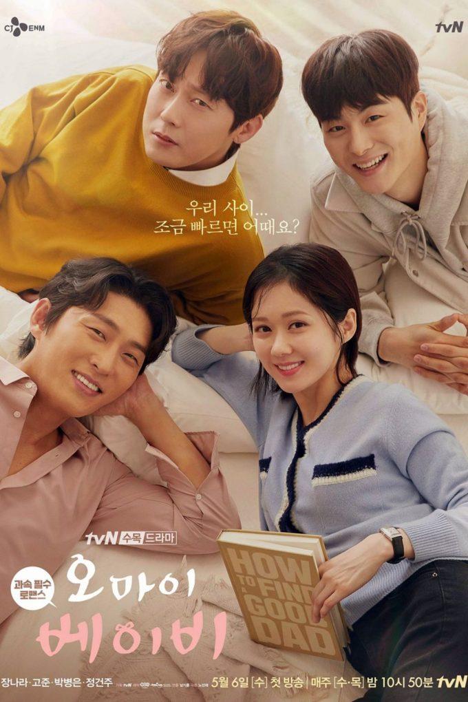 Poster K Drama Oh My Baby 1