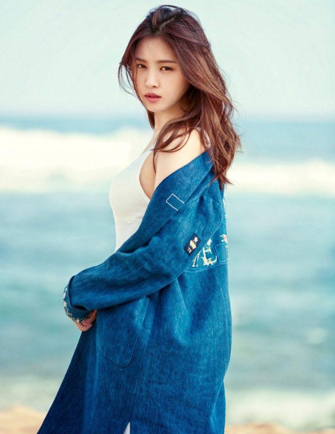 Son Na Eun 1