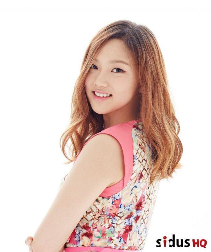 Jung Da Eun