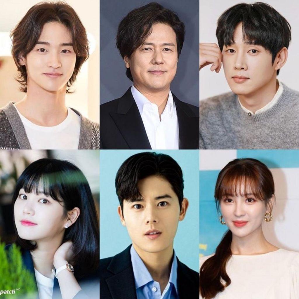 Sinopsis Dan Profil Lengkap Pemeran Drama SBS Terbaru Joseon Exorcist (2021)