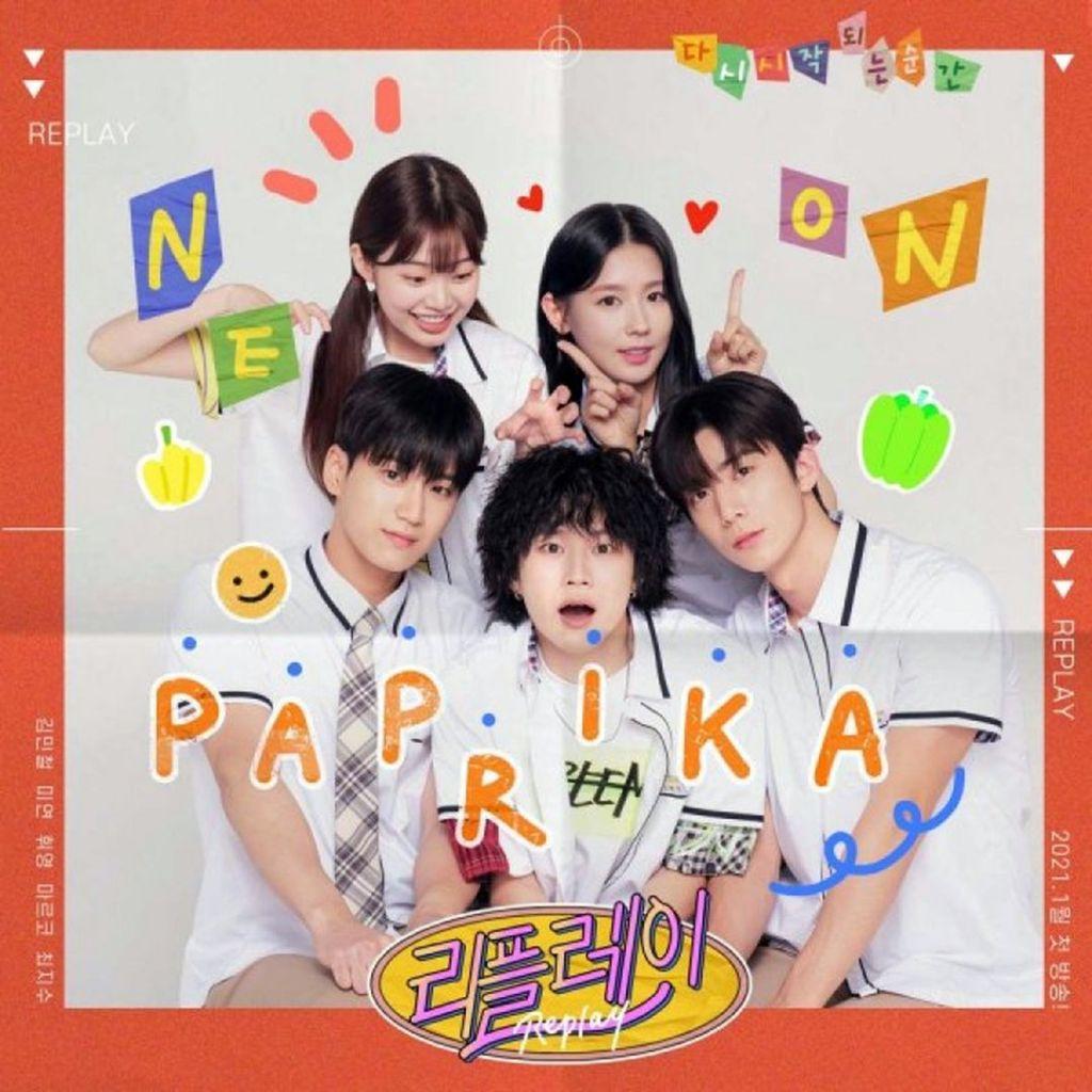 Sinopsis Dan Profil Lengkap Pemeran K-Drama Upcoming Tentang Kisah Para Remaja Replay (2021)