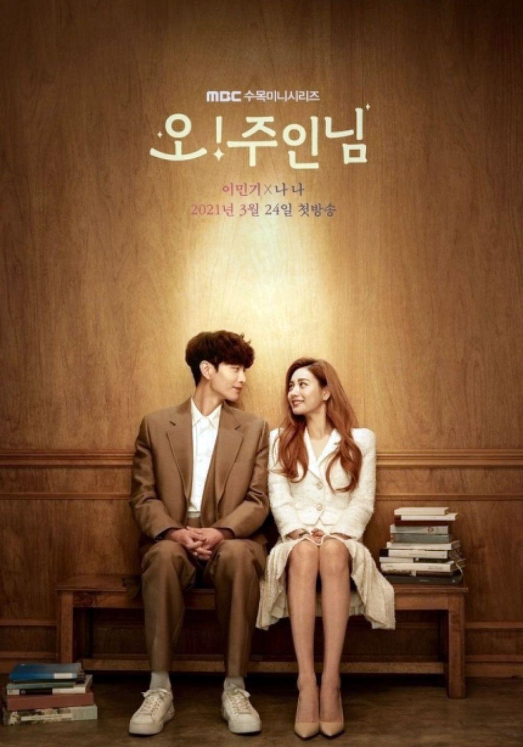 Sinopsis Dan Profil Lengkap Pemeran K-Drama Upcoming Oh Master (2021)