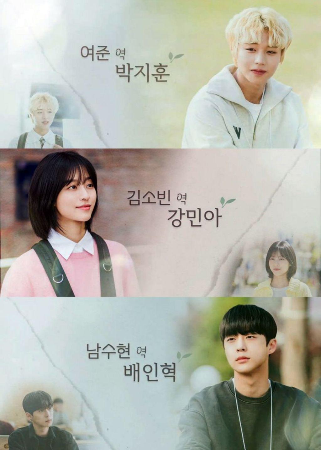 Sinopsis Dan Profil Lengkap Pemeran K-Drama Upcoming Blue Spring From A Distance (2021)