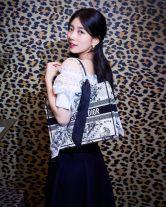 Bae Suzy at DIOR