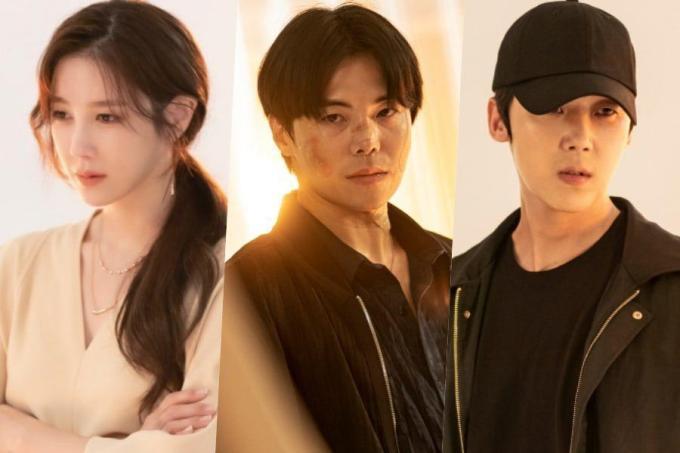 """Lee Ji Ah, Park Eun Suk, dan Yoon Jong Hoon Bersiap Untuk Balas Dendam di """"The Penthouse 3"""""""