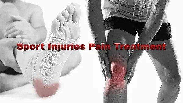 Sports Injury Pain Treatment El Paso, TX