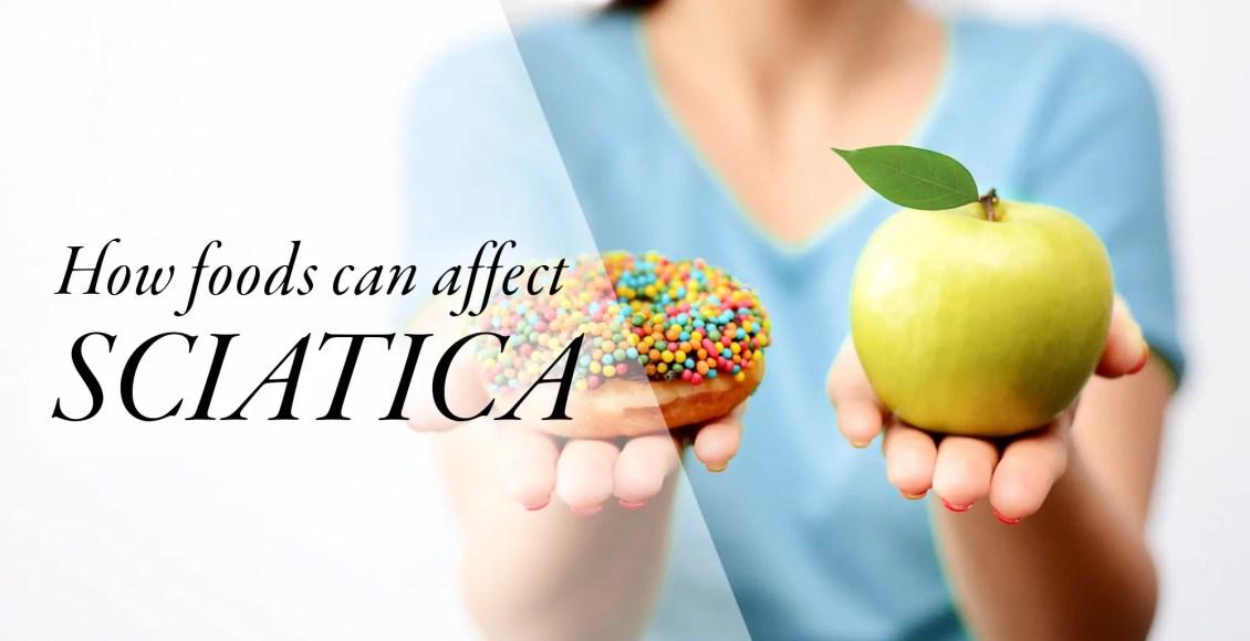 How Foods Can Affect Sciatica | El Paso, TX Chiropractor