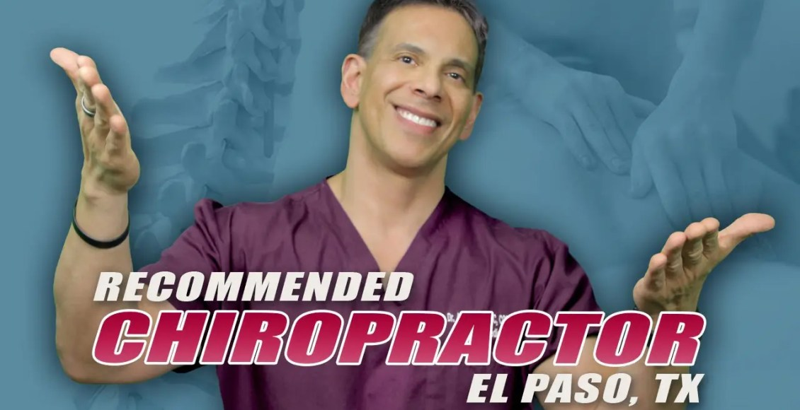 11860 Vista Del Sol The Chiropractor For El Paso, Texas