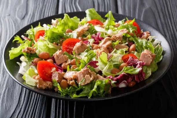 Mediterranean Tuna Salad Recipe El Paso TX