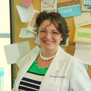 Dr. Alice's focus is patients