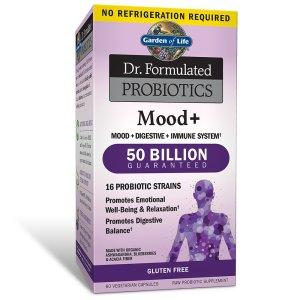 Garden of Life Probiotics Mood+