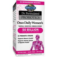 Garden of Life Once Daily Women's Package