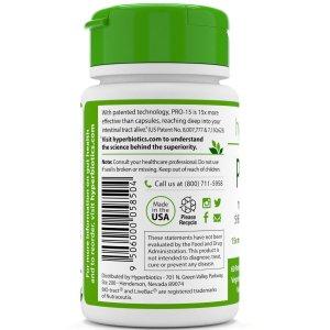 Hyperbiotics Pro-15 about
