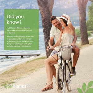 Hyperbiotics Pro-15 Did you know?
