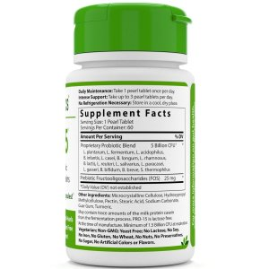 Hyperbiotics Pro-15 supplement Facts