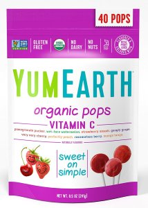 YumEarth Vitamin C Pops