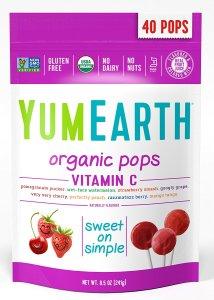 YumEarth Vitamin C Pops
