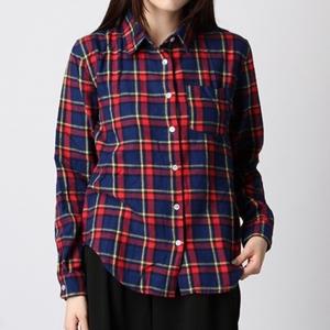 リーズナブルなWEGOのチェックシャツ