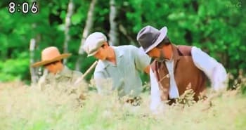 『なつぞら』第25回 草刈り