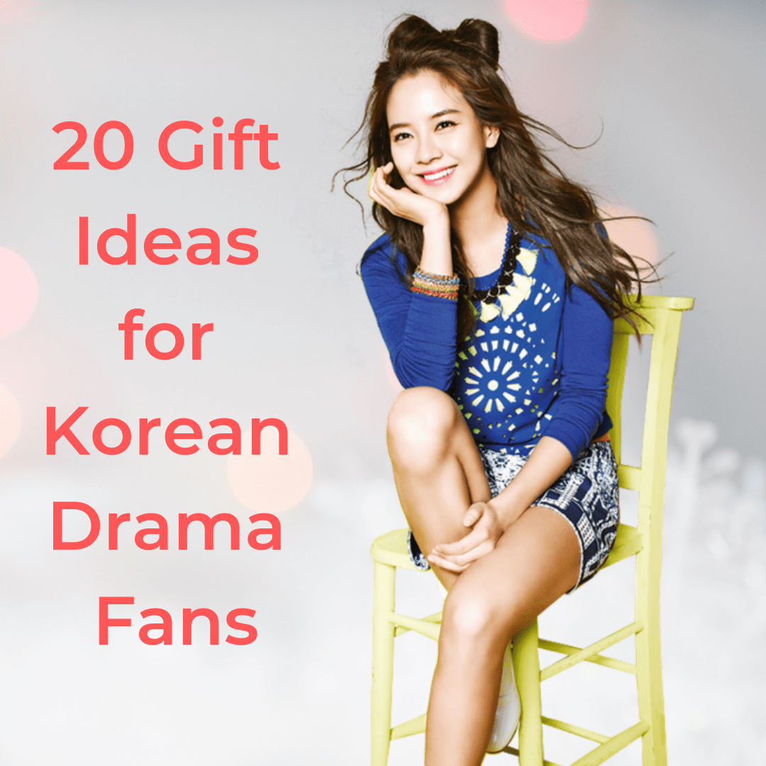 20 Gift Korean Drama Ideas 2