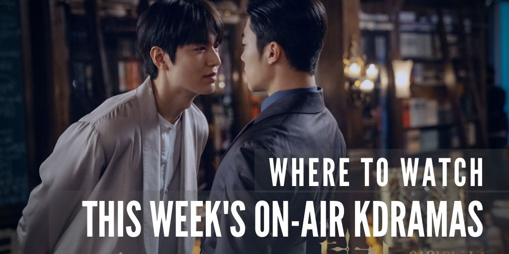 Where to Watch On Air Korean Dramas: April 27 - May 3, 2020 - DramaCurrent