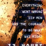 13 Hours: The Secret Soldiers of Benghazi (2016) BluRay