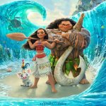 Moana (2016) BluRay