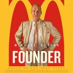The Founder (2016) BluRay