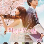 Your Lie in April / 四月は君の嘘 (2016) BluRay