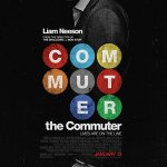 The Commuter (2018) BluRay
