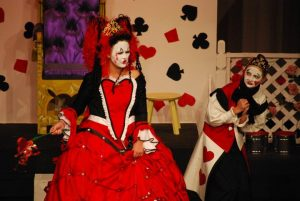 MTI junior Alice in Wonderland