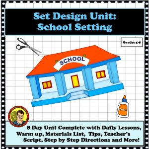 Critical Steps in a Play or Musical:  Set Design