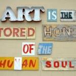 Arts Quote We Love #4