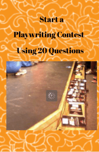 Playwriting Contest