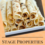 Stage Properties:  Creating Lefse, the Untold Story