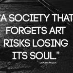 Arts Quote We Love, #7