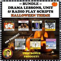 BUNDLE COVER FALL HALLOWEEN COVER