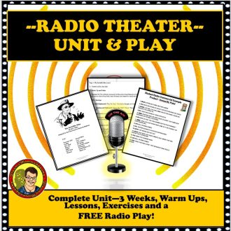 Radio Theater I COVER