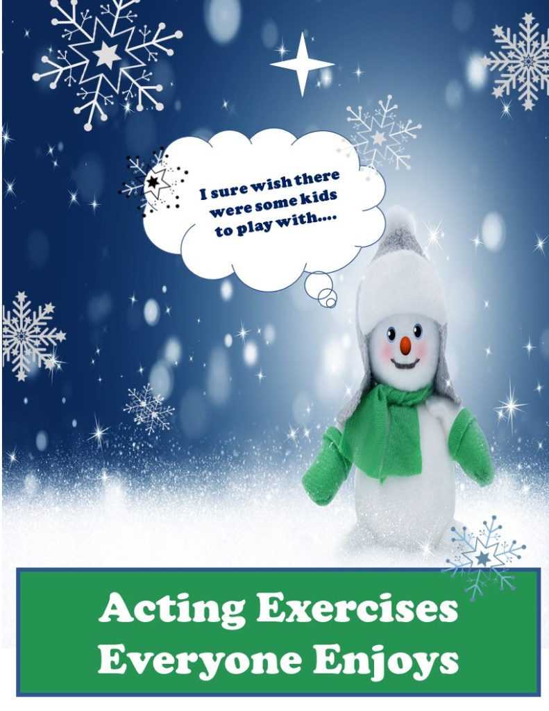 an acting exercise everyone enjoys