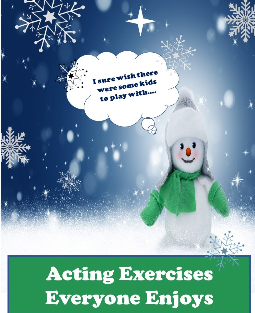 Acting Exercises Everyone Enjoys