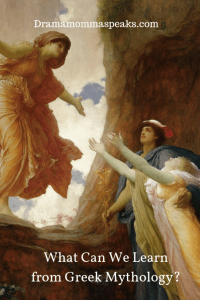 What Can We Learn from Greek Mythology?