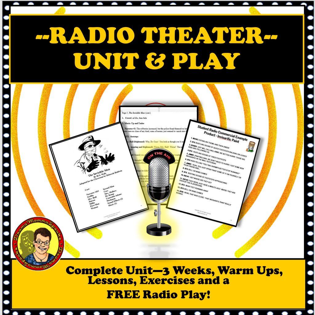 Radio Theatre Archives – DramaMommaSpeaks