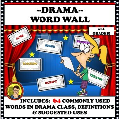 WORD WALL FRONT COVER