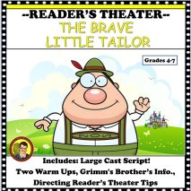 BRAVE LITTLE TAILOR REVISED R THEATER COVER