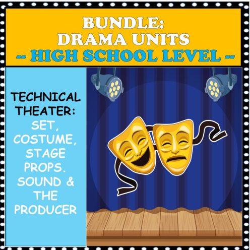 BUNDLE HIGH SCHOOL LEVEL BLUE BACKGROUND400 (1)