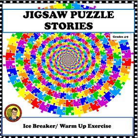 JIGSAW PUZZLE COVER SQUARE