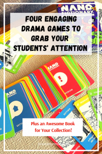 Five Engaging Drama Games to Grab Your Students' Attention